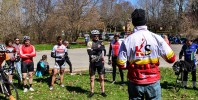 Whitnall Park Cat 5 Race Clinic