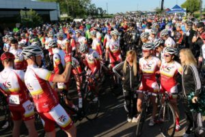 Trek 100 Start 2015